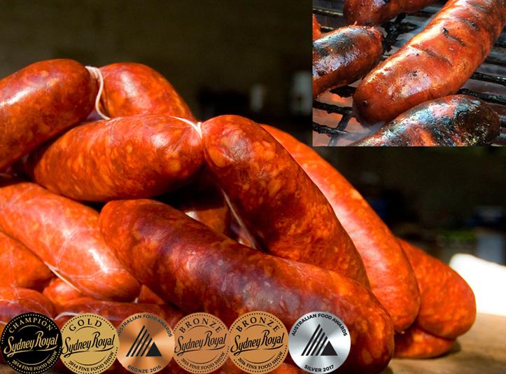 Chorizo Fresh -