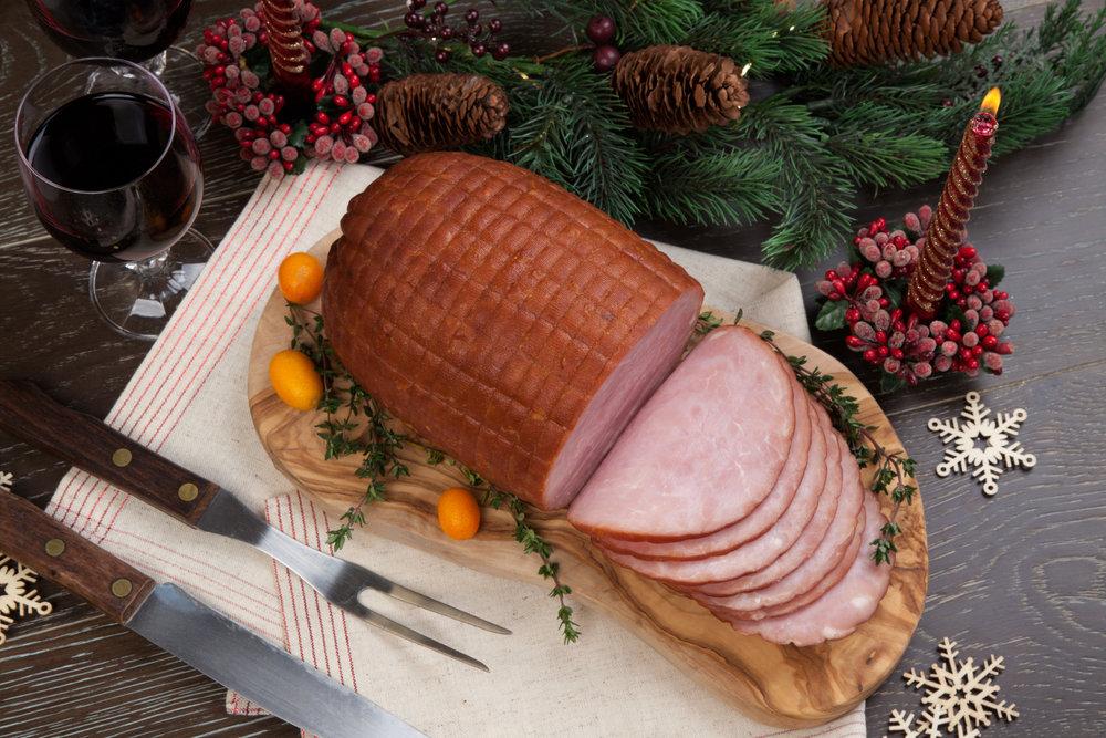 Free Range Ham Nut with Shaved Black Truffle Infusion