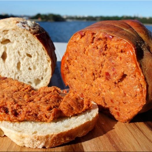 Nduja Tradizionale Spreadable Salami