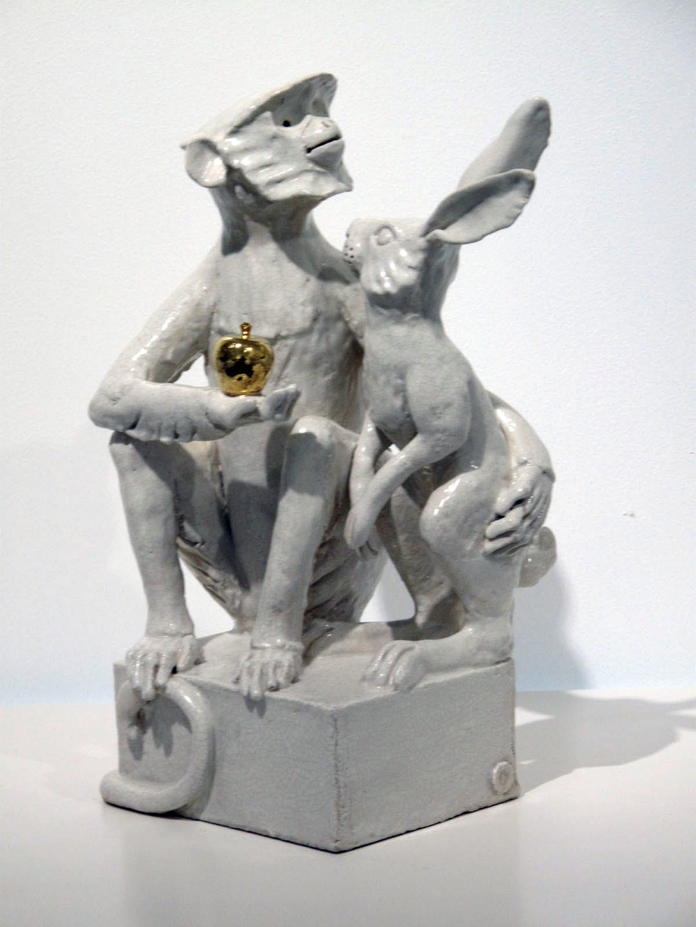Langur and Hare