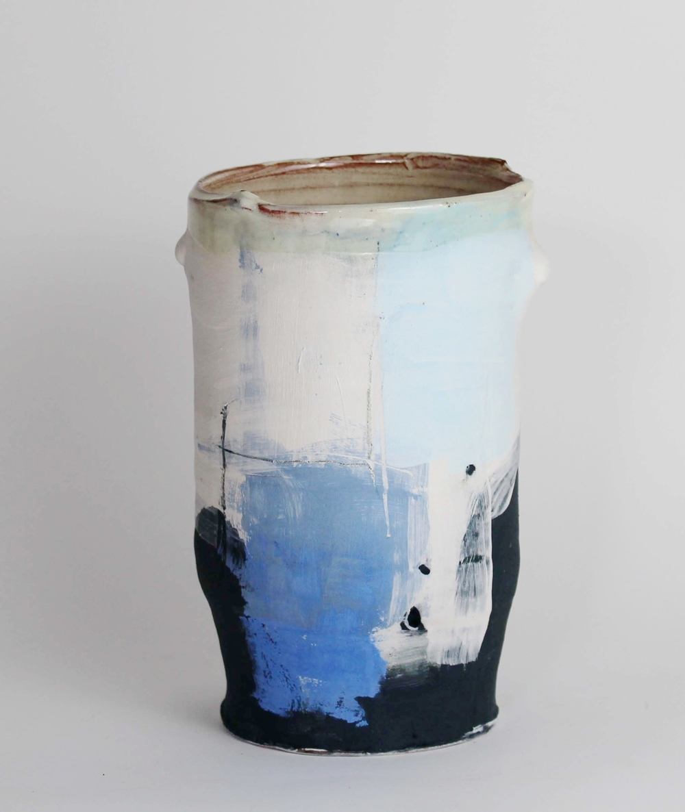 Calm Blue Vessel II
