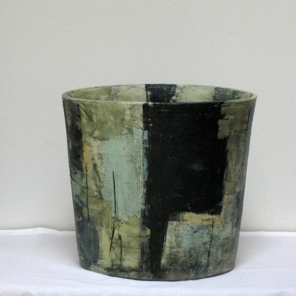 Cylindrical vessel, samller