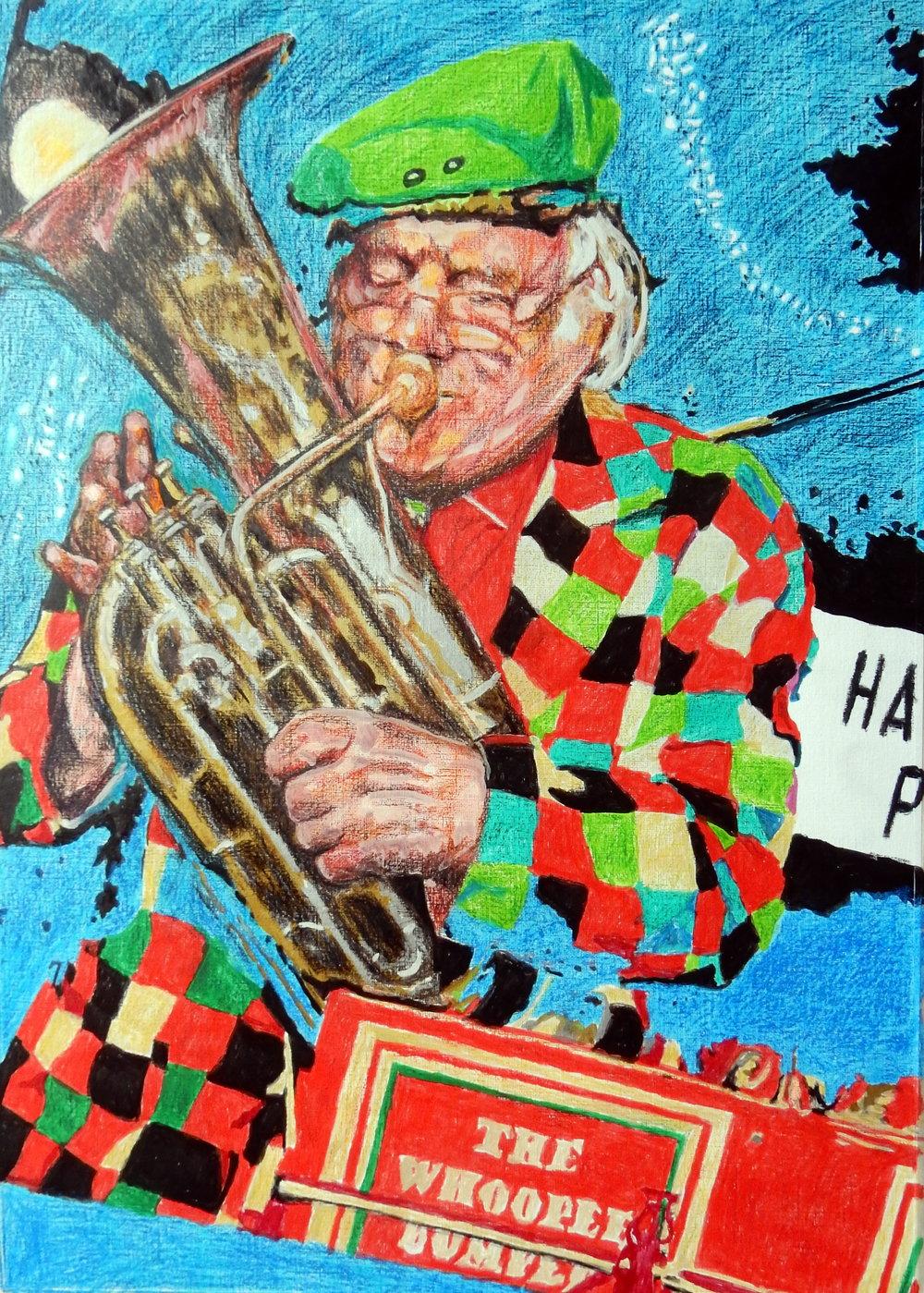 Bob Kerr's Whoopee Band Half Moon Putney