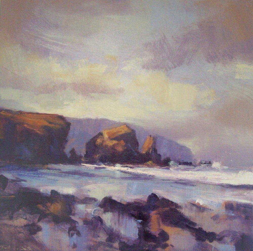 Hebridean Coastline (Dalbeg)