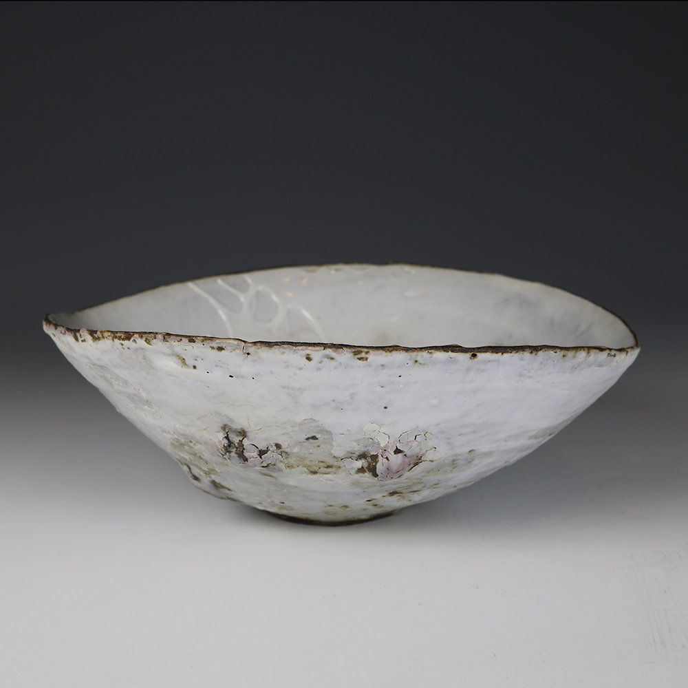 Shino Oval Bowl