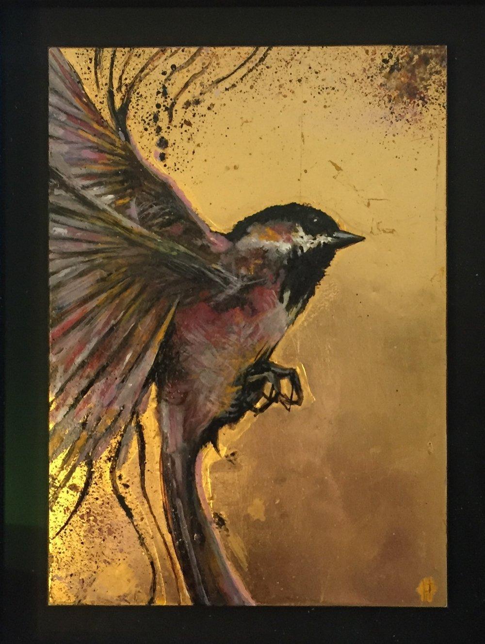 Bird on a Wing