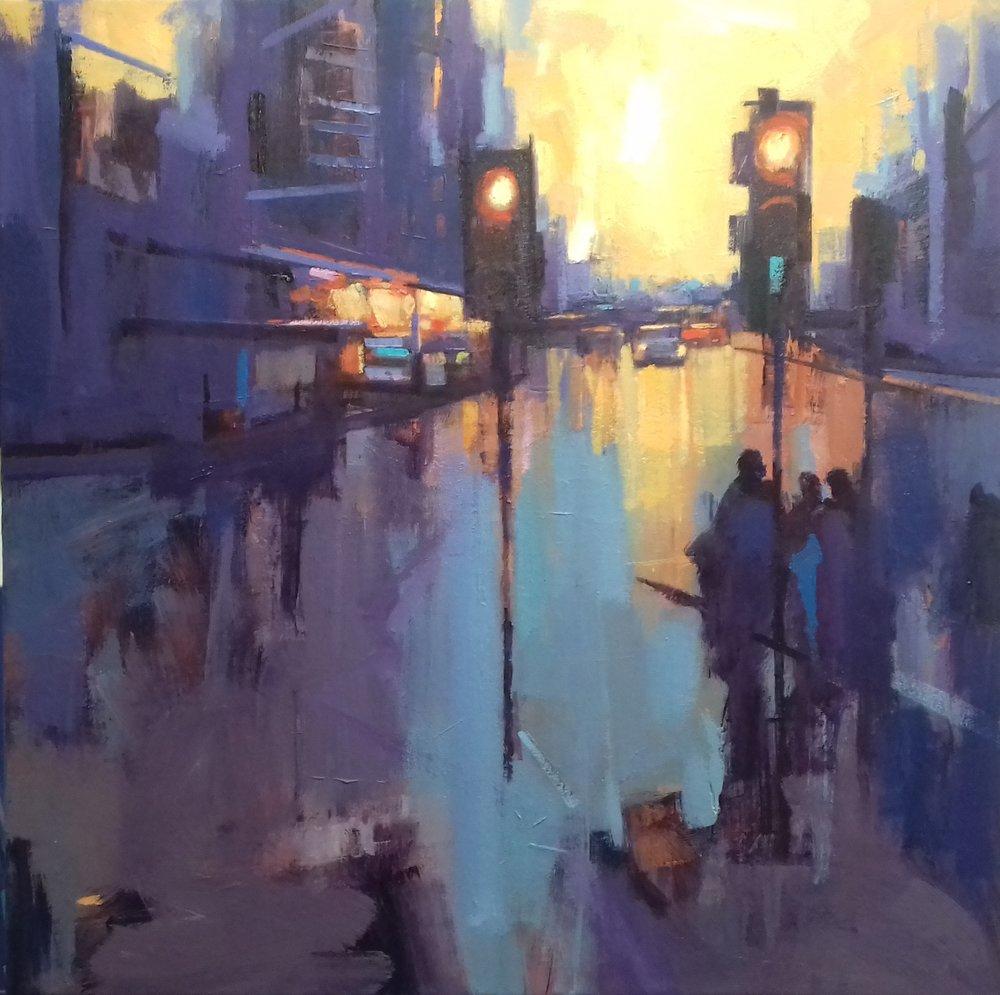 Jonathan Smith: Waiting for the Lights