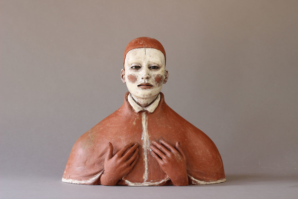 Bust of Pope Joan