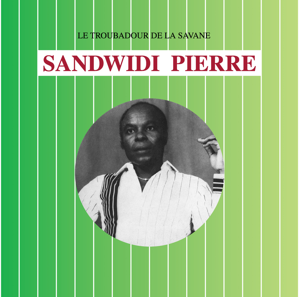 SANDWIDI PIERRE - LP/MP3