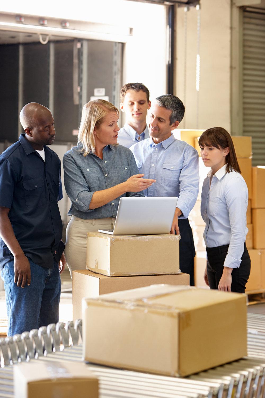 distribution company wellness program