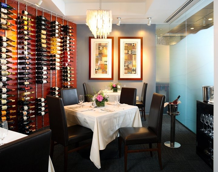 Private Dining Options