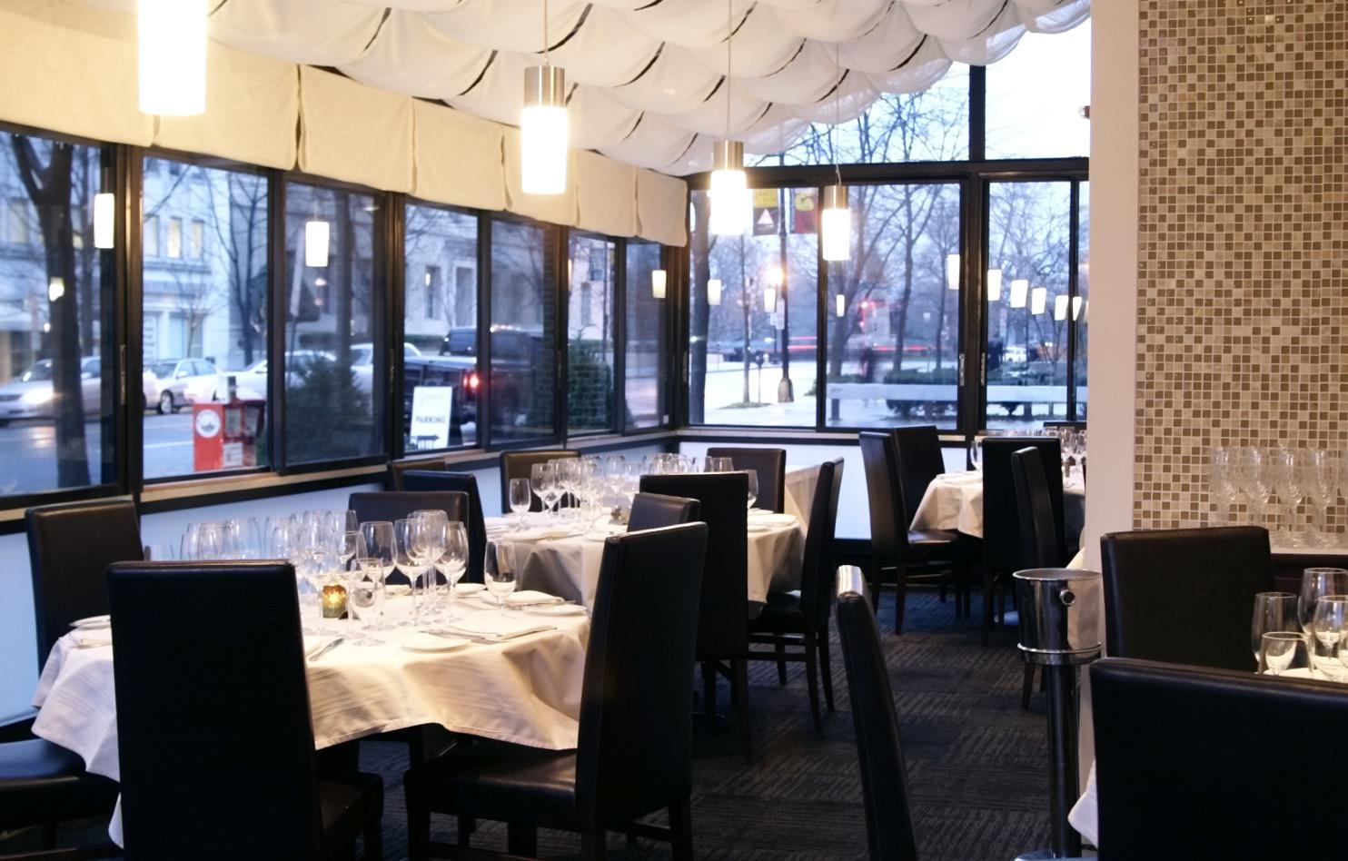 Welcome Equinox Restaurant