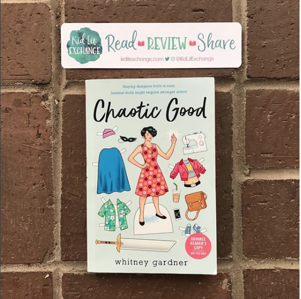 Thanks to @kidlitexchange  #partner network for a review copy of this book—all opinions of this review are my own