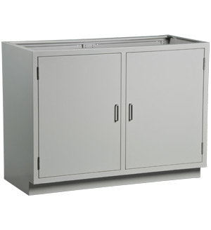 Cabinet, base, 47Lx35Hx22D, 2 door, shadow - TSL4735DA-SSAA (140lbs) $543