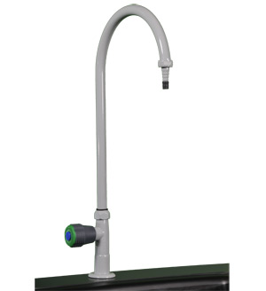 Cold Water Faucet, epoxy coated - TSL21102E-CW (10lbs) $158