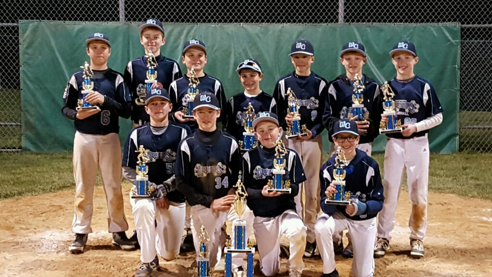 12U West Chester Dragons