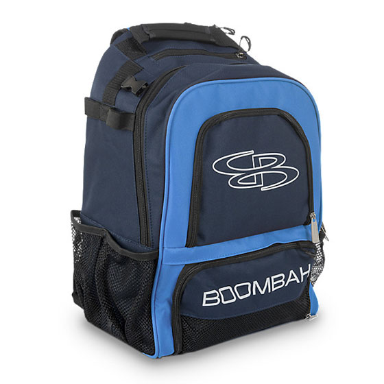 Boombah Wonderpack Bat Pack, Navy/Columbia Blue $49.99