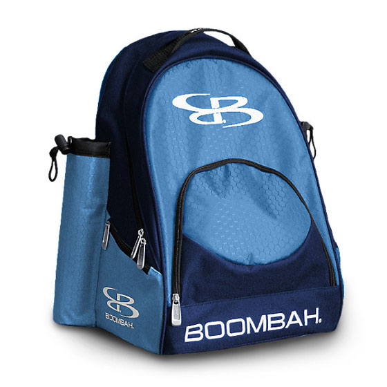 Boombah Tyro Bat Pack, Navy/Columbia Blue $34.99
