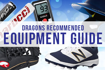 Announcing our new Baseball Equipment Guide recommendations!