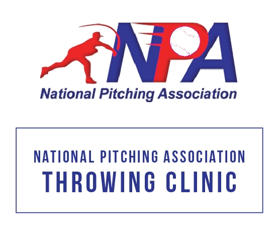 National Pitching Association Throwing Clinic led by Gardy O'Flynn, Former MLB Pitcher