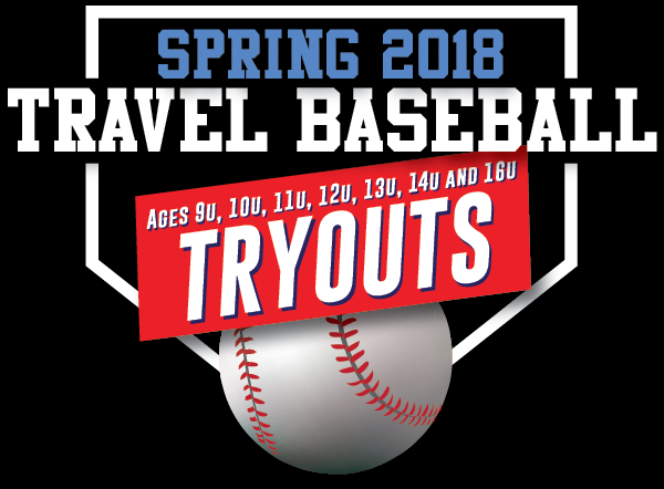 Register now to Tryout for our Spring 2018 Teams