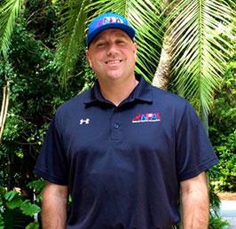 Gardy O'Flynn,NPA Regional Director and Former Pitcher for the Texas Rangers organization
