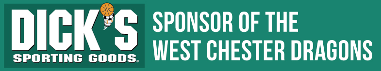 Dick's Sporting Goods is a sponsor of the West Chester Dragons Travel Baseball