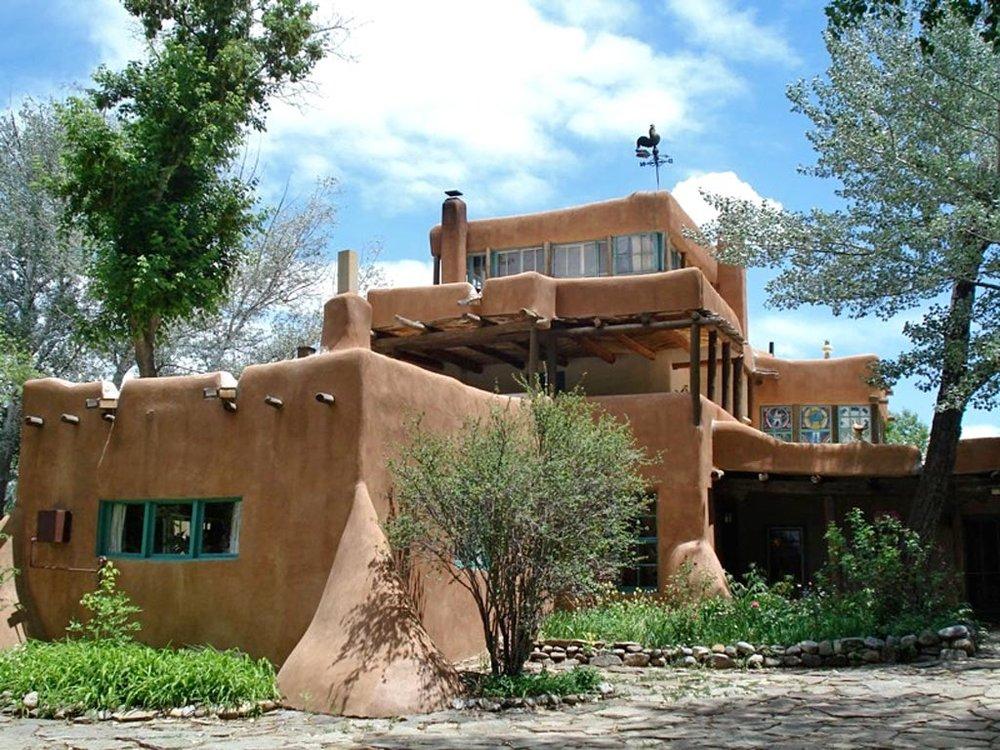 Mabel Dodge Lujan House, Taos, NM ©mabeldodgeluhan.com