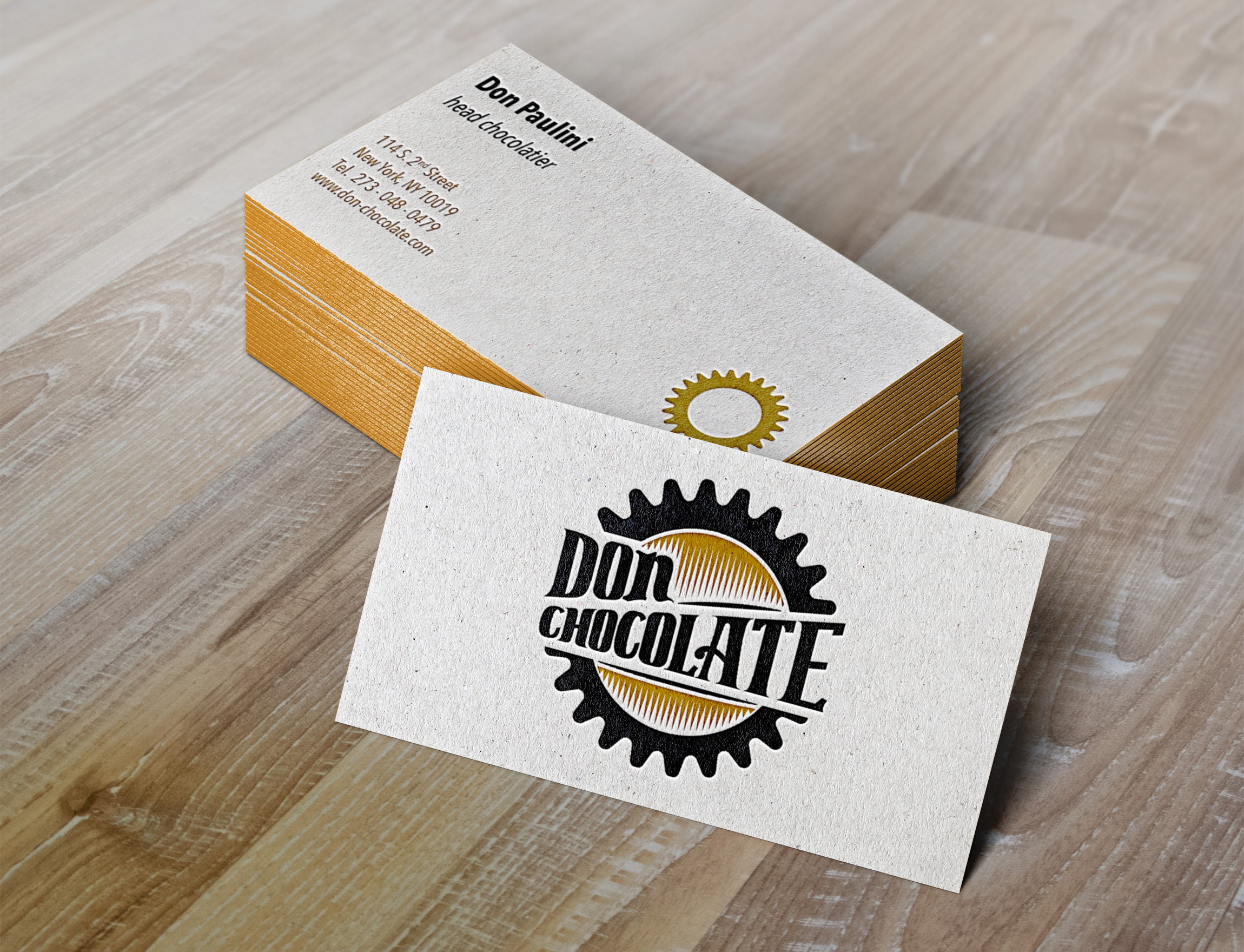 Chocolate Business Cards Image collections - Free Business Cards