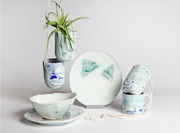 Welcome Home Leah Ball's Beautiful Ceramics