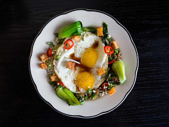 Feast on Fat Rice's New Macanese Brunch