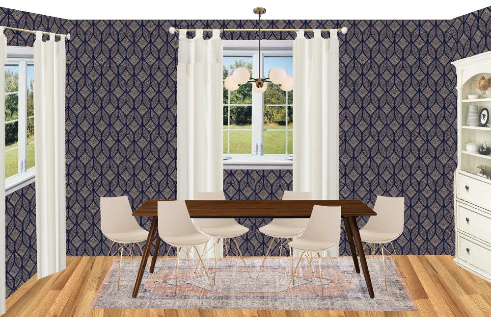 PROPOSED DINING ROOM