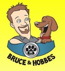 Bruce & Hobbes' appearance is sponsored by Vergennes Animal Hospital and Comfort Hill Kennel -