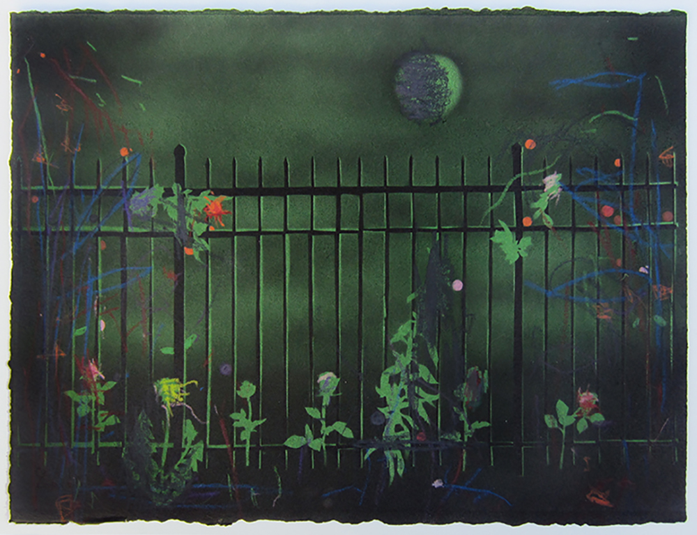 This Weird Fence: Green Midnight