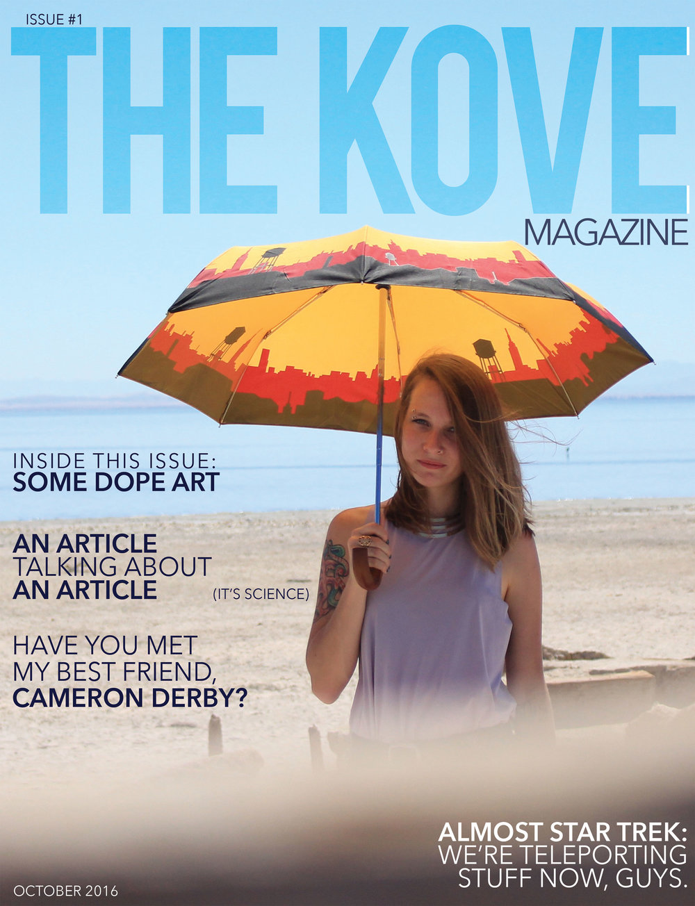 KOVE Issue 1