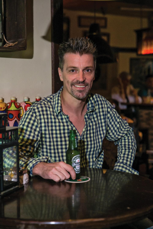 Mike van der Werk  –  Owner