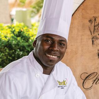 José Cuero Bonilla   Chef