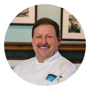 Scott Scheuerman   Executive Chef