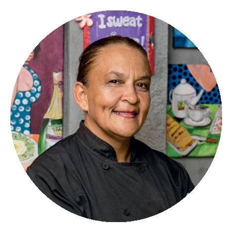 Sahily Coromoto Mendoza   Chef