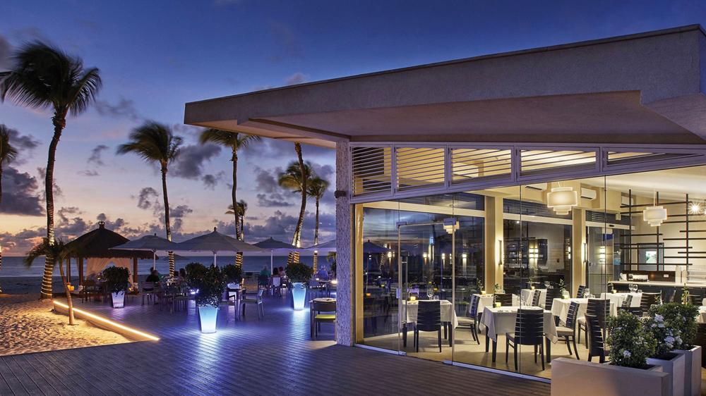Elements Aruba Restaurants