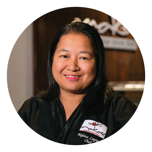 Mylene Lapinid   Chef