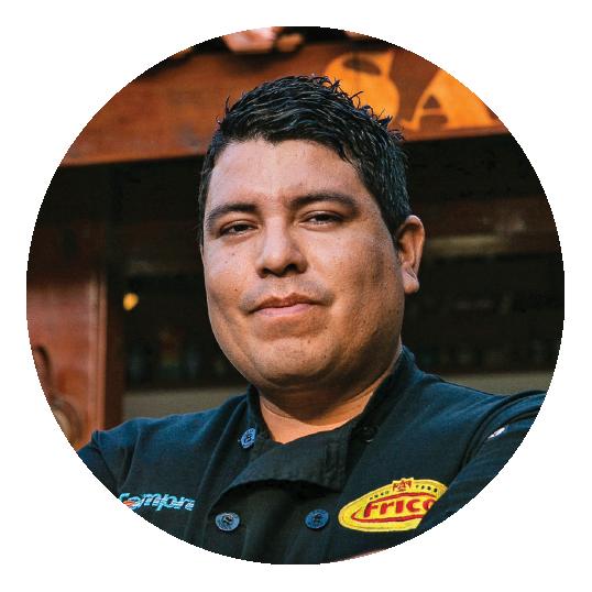 Pedro Ferrandiz   Chef