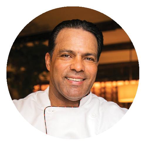 Julian Moronta   Chef
