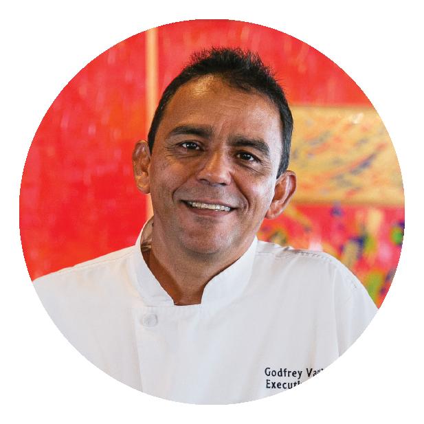 Godfrey Vargas   Executive Chef