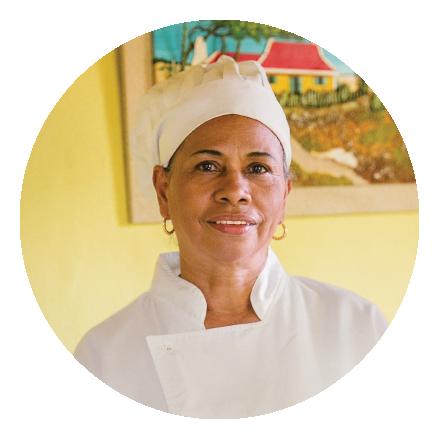 Luz Elena Santana   Chef