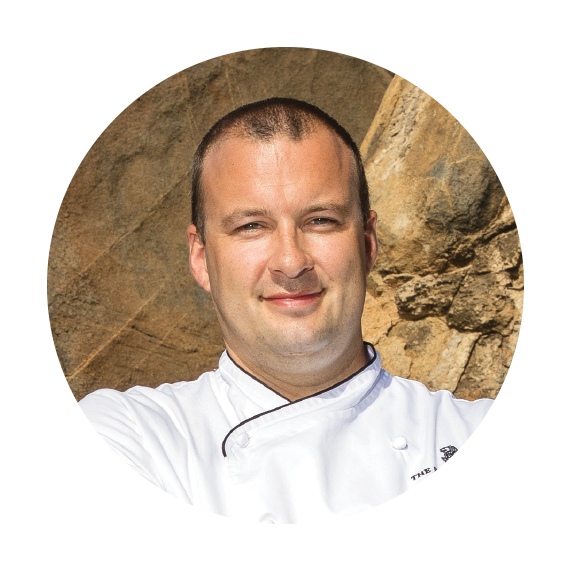 Stanwick Bloem   Chef de Cuisine  Casa Nonna, The Ritz-Carlton, Aruba
