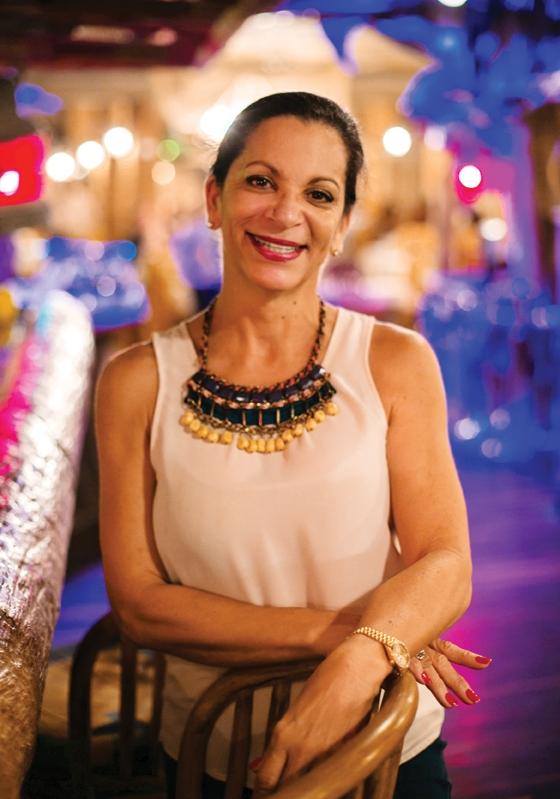 Francine de Lannoy    Owner – Driftwood Restaurant