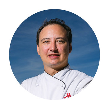 Romeo Penacino   Complex Executive Chef   Aruba Marriott Resorts
