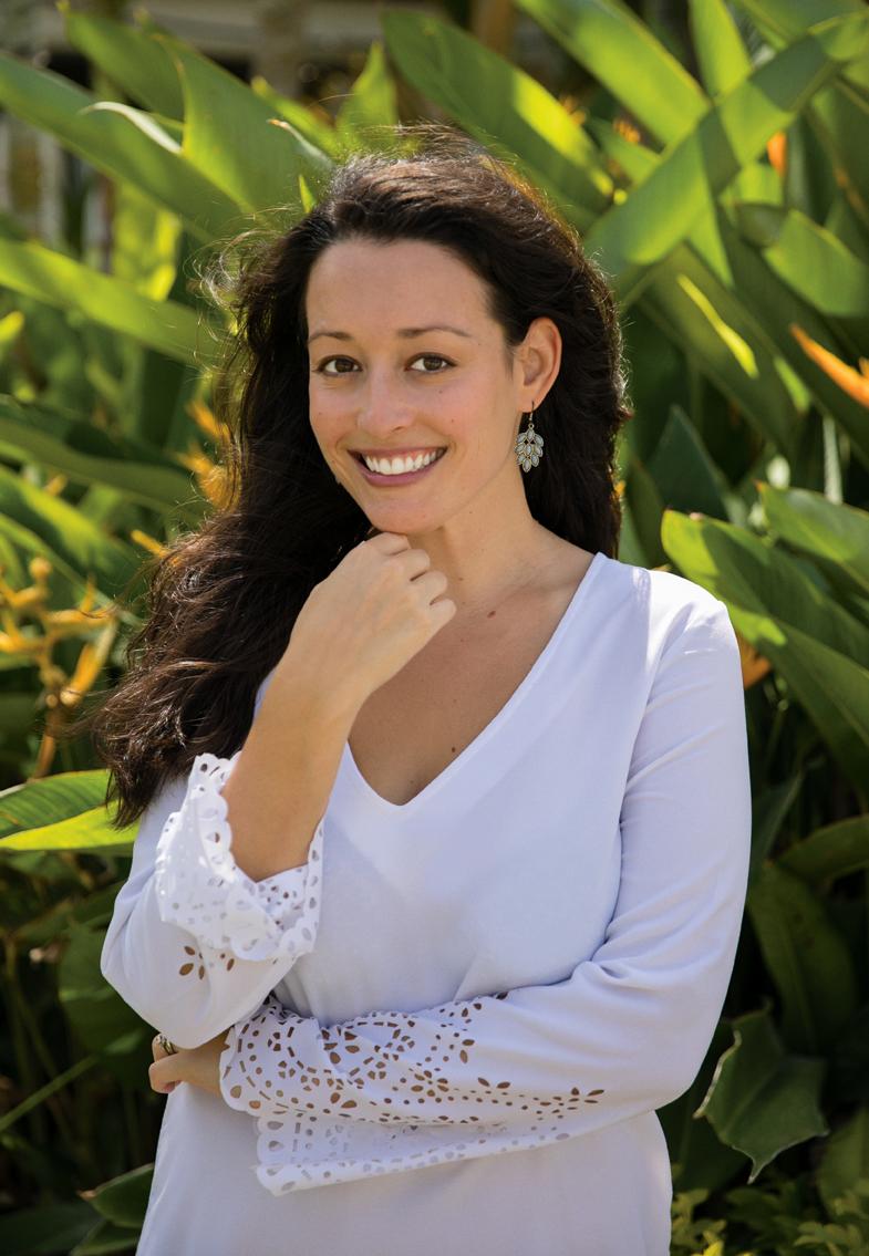 Meredith Marin    Founder – Vegan Aruba