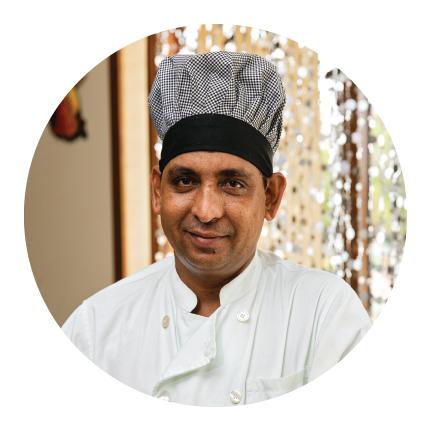 Bhagwan Singh   Chef